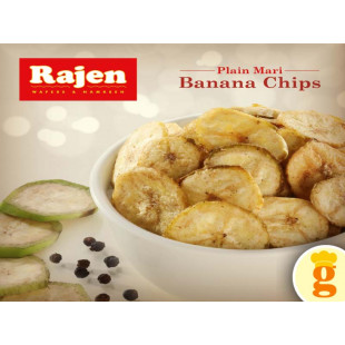 Banana Mari Wafer (Black Pepper)  500GM