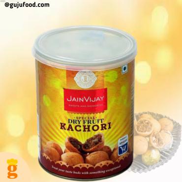 Jain Vijay Dryfruit Kachori 400GM