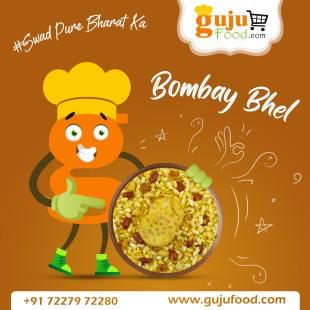 Bombay Bhel (Gujufood Special)