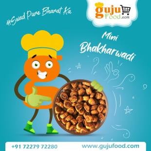 Mini Bhakarwadi  (Gujufood Speacial)
