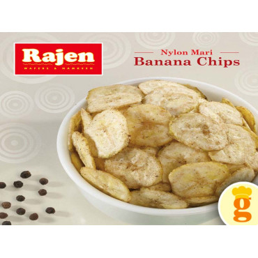 Banana Long Mari  (Black Pepper) 500GM