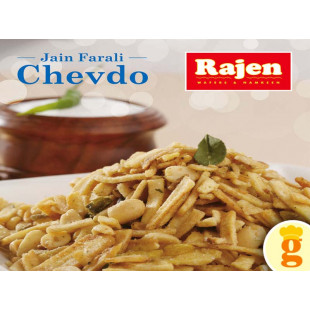 Jain Farali Chevdo 500GM