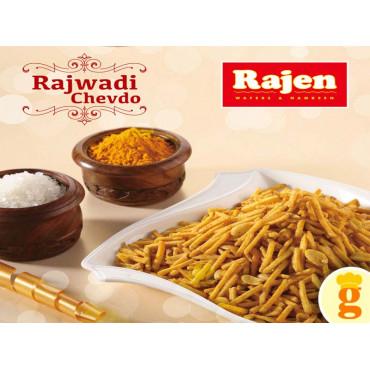 Rajwadi Chevdo 400gm