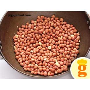 Gur Peanut Chikki (shing)  450GM