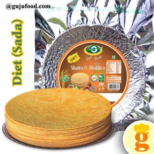 Diet (sada) khakhra 400GM