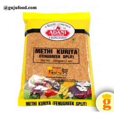 Methi Kuriya (Fenugreek Split) 400GM