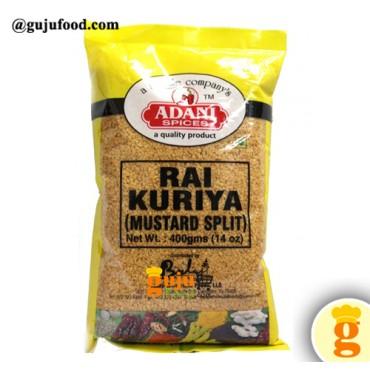 Rai Kuriya (Mustard Split) 400GM