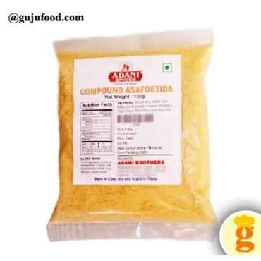 Compound Asafoetida (Hing) 100GM