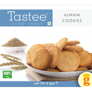 Cookies - Ajwain 400GM