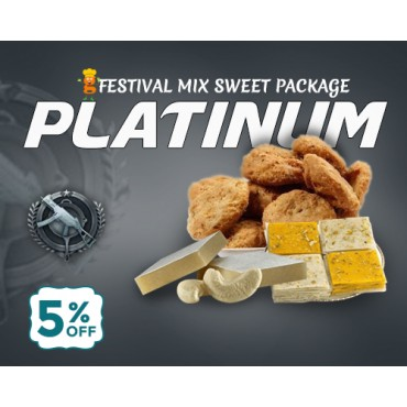 Festival Mix Sweet Platinum Package
