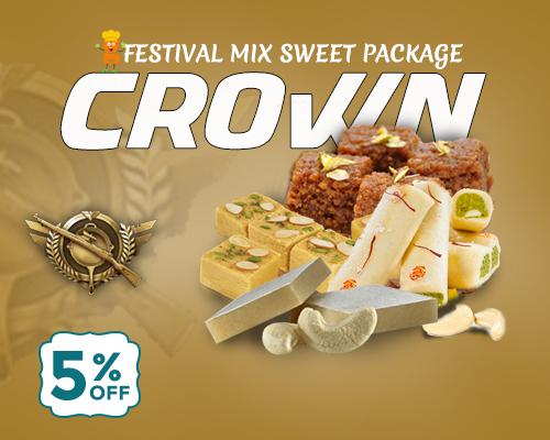Festival Crown Pack