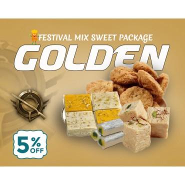 Festival Mix Sweet Golden Package