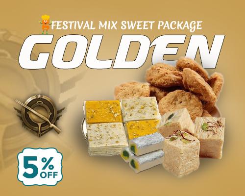 Festival Golden Pack