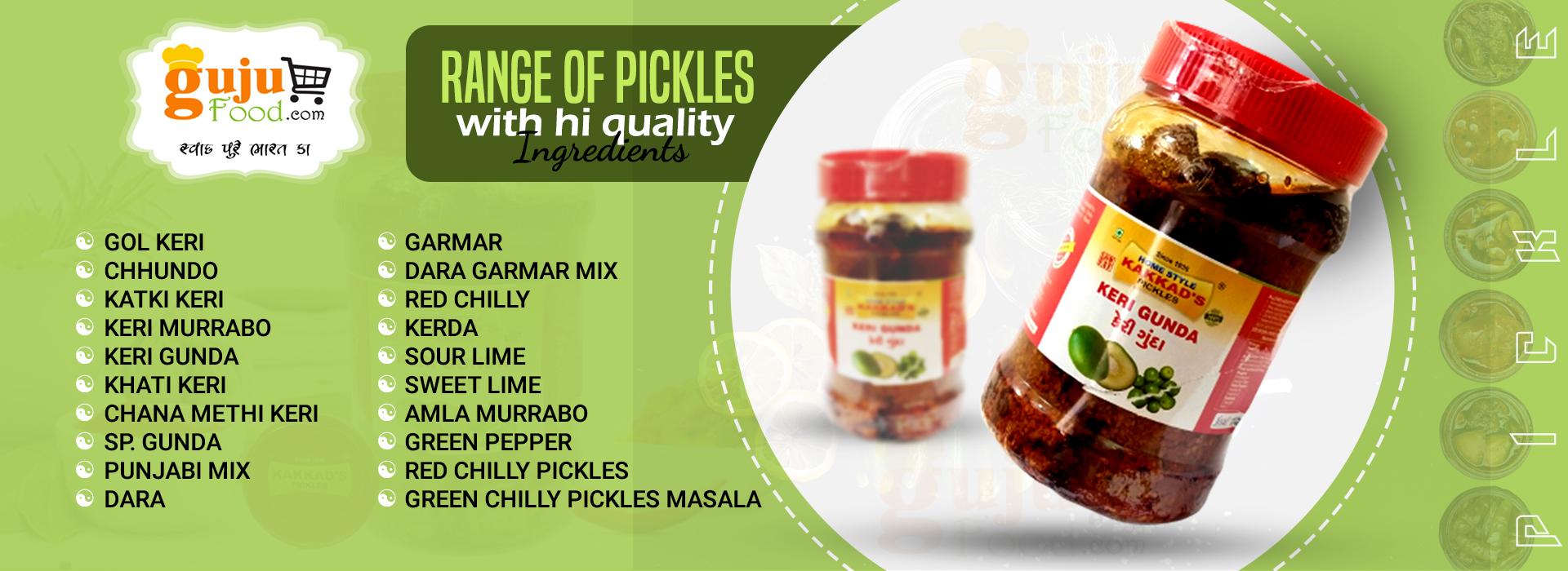 Kakkad Brother's Pickles