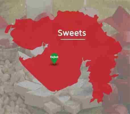 Sweets, Rajkot