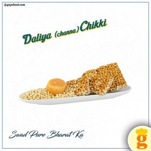 Daliya (channa) Chikki 450 Grams From Gujufood