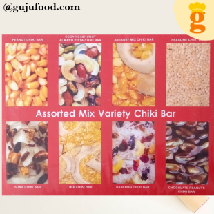 Assorted Mix Variety Chiki 750gm