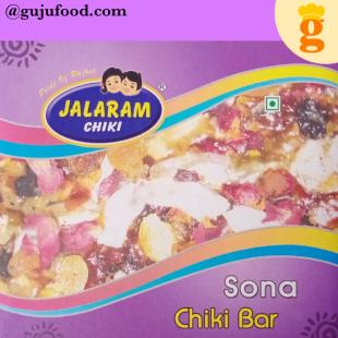 Sona Chiki Bar 450gm