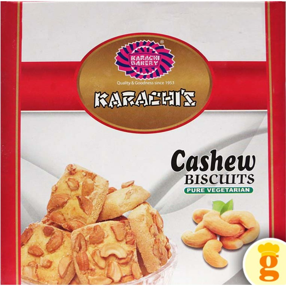 cashew biscuits 400GM