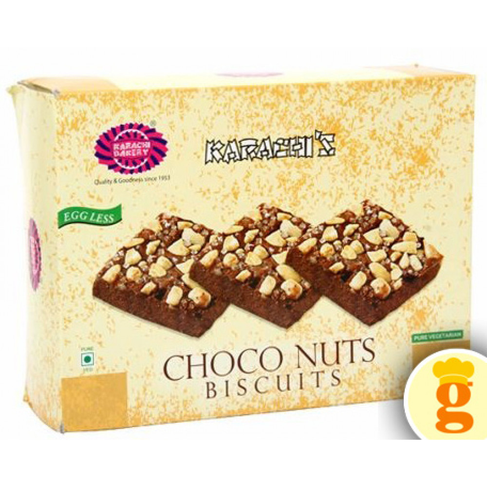 choco nuts biscuits 400GM