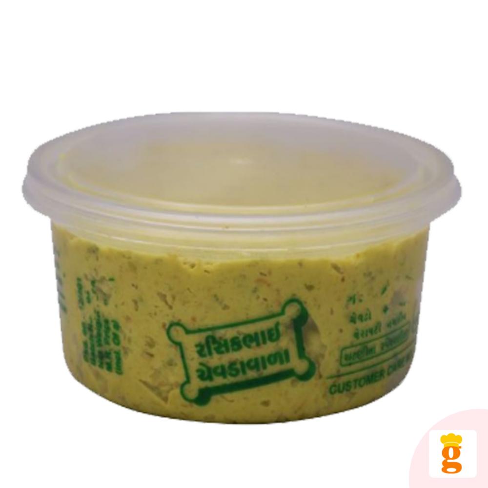Rasikbhai Chevdawala Green Chutney 480GM