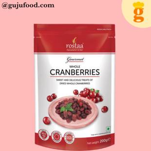 Whole Cranberries 200GM