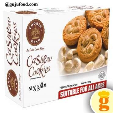 Cashew Cookies 400GM