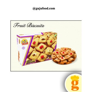Fruit Biscuit 400GM