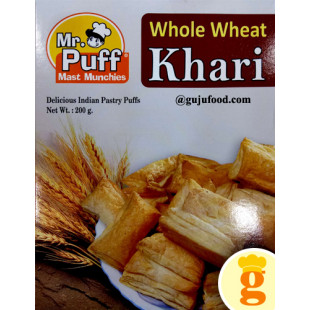 Whole Wheat Puff 200GM