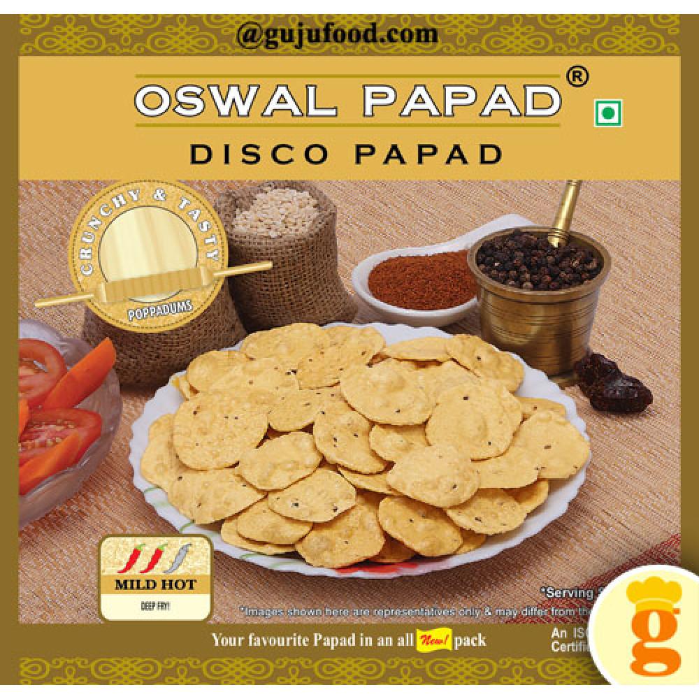 Disco Papad 500gm