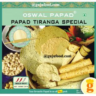 Tiranga Special Papad 400gm