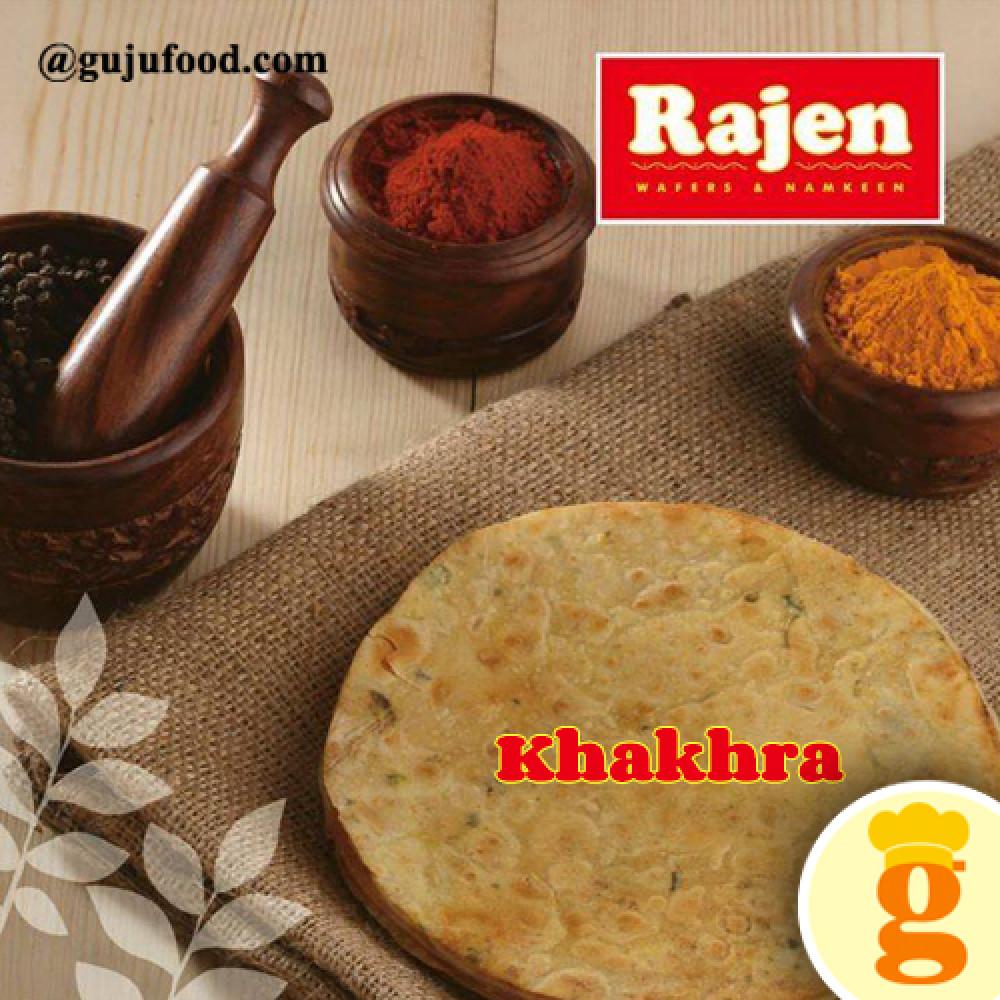 Chilly Garlic Khakhra 400GM