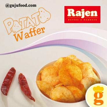Masala Potato Wafers 400gm
