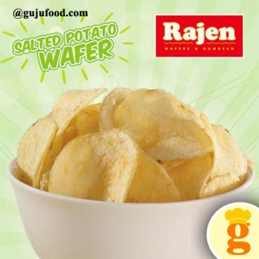 Salted Potato Wafers 400gm