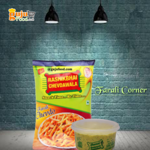 Rasikbhai Chevdawala Combo Pack 1 (500gm each)