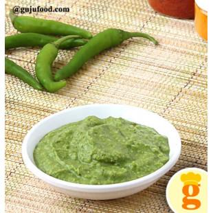 Rasikbhai Chevdawala Green Chutney 400GM