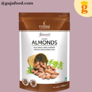 Classic Almonds 200GM
