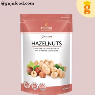 Hazelnuts 200GM