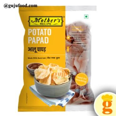 Sabudana Papad & Potato Papad Combo