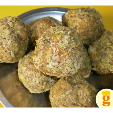 Sugarless Navratna Laddoo