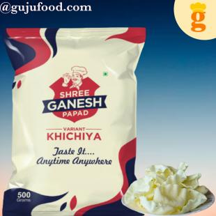 Khichiya (Rice) Papad 500GM