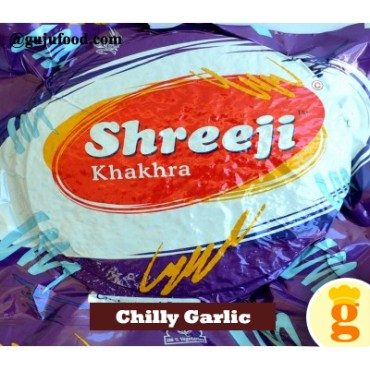 Chilli Garlic Khakhra 400GM