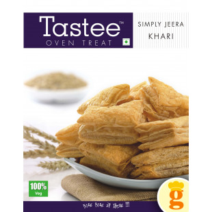 Khari Simply Jeera  400GM