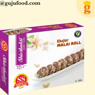 Khajur Malai Roll 500GM