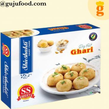 Surti Kesar Dryfruit Ghari 500GM