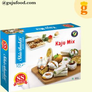 Kaju Mix Box 500GM
