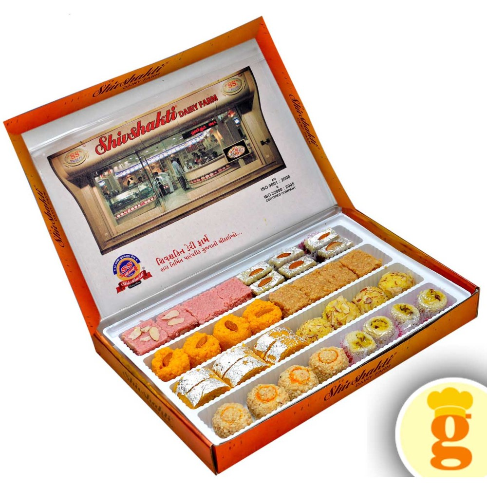 Sugarfree Milk Mix Box 500 gm