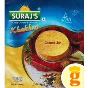 Channa Jor Khakhra 400GM