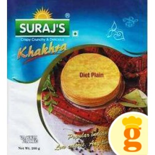 Diet Plain Khakhra 400GM