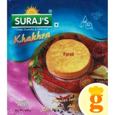 Farali Khakhra 400 gm